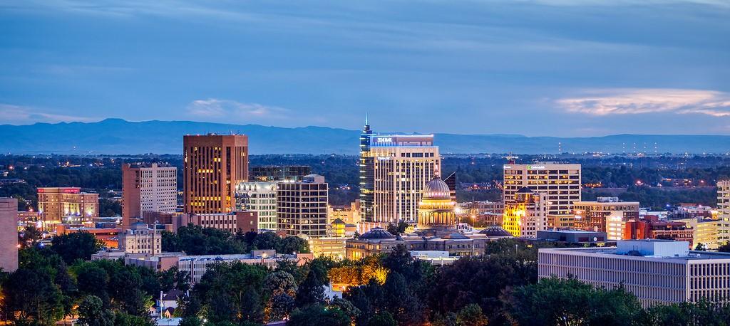 Boise Skyline2